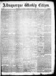 Albuquerque Weekly Citizen, 01-10-1891