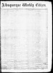 Albuquerque Weekly Citizen, 01-17-1891