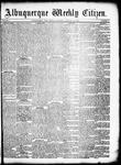 Albuquerque Weekly Citizen, 01-24-1891