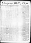 Albuquerque Weekly Citizen, 02-14-1891