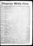 Albuquerque Weekly Citizen, 03-28-1891