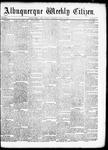 Albuquerque Weekly Citizen, 04-25-1891