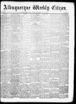 Albuquerque Weekly Citizen, 05-02-1891