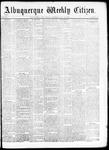 Albuquerque Weekly Citizen, 05-23-1891