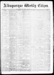 Albuquerque Weekly Citizen, 06-20-1891