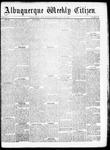Albuquerque Weekly Citizen, 07-18-1891