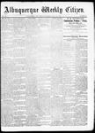 Albuquerque Weekly Citizen, 07-25-1891