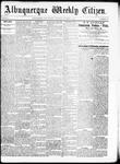Albuquerque Weekly Citizen, 10-03-1891