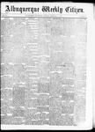 Albuquerque Weekly Citizen, 11-21-1891