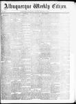 Albuquerque Weekly Citizen, 12-19-1891
