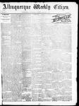 Albuquerque Weekly Citizen, 01-07-1893