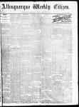 Albuquerque Weekly Citizen, 01-14-1893