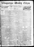 Albuquerque Weekly Citizen, 01-28-1893