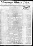 Albuquerque Weekly Citizen, 02-11-1893