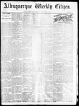 Albuquerque Weekly Citizen, 04-22-1893