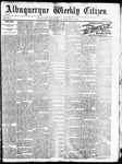 Albuquerque Weekly Citizen, 05-27-1893