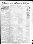 Albuquerque Weekly Citizen, 07-01-1893