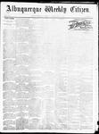 Albuquerque Weekly Citizen, 07-08-1893