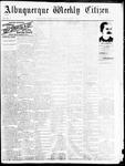 Albuquerque Weekly Citizen, 07-15-1893