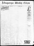 Albuquerque Weekly Citizen, 08-12-1893