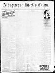 Albuquerque Weekly Citizen, 08-26-1893