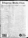 Albuquerque Weekly Citizen, 11-18-1893