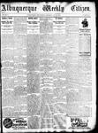Albuquerque Weekly Citizen, 05-12-1894