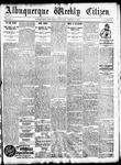 Albuquerque Weekly Citizen, 10-13-1894