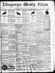 Albuquerque Weekly Citizen, 11-10-1894