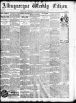Albuquerque Weekly Citizen, 12-01-1894