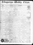 Albuquerque Weekly Citizen, 12-15-1894