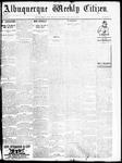 Albuquerque Weekly Citizen, 01-05-1895