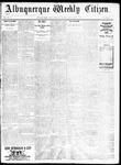 Albuquerque Weekly Citizen, 01-19-1895