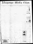 Albuquerque Weekly Citizen, 02-02-1895