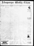 Albuquerque Weekly Citizen, 02-09-1895