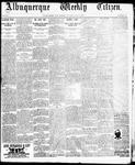 Albuquerque Weekly Citizen, 06-08-1895