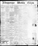 Albuquerque Weekly Citizen, 08-10-1895