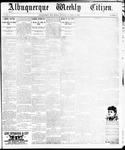 Albuquerque Weekly Citizen, 10-12-1895