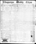 Albuquerque Weekly Citizen, 11-09-1895