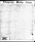 Albuquerque Weekly Citizen, 11-16-1895