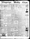 Albuquerque Weekly Citizen, 01-11-1896