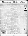 Albuquerque Weekly Citizen, 02-01-1896