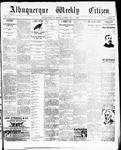 Albuquerque Weekly Citizen, 04-11-1896