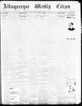Albuquerque Weekly Citizen, 09-19-1896