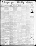 Albuquerque Weekly Citizen, 10-10-1896
