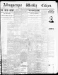Albuquerque Weekly Citizen, 10-24-1896