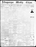 Albuquerque Weekly Citizen, 10-31-1896