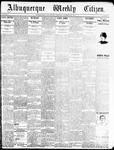 Albuquerque Weekly Citizen, 11-28-1896