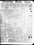 Albuquerque Weekly Citizen, 12-05-1896