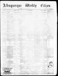 Albuquerque Weekly Citizen, 05-08-1897